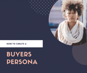 how to create buying personas template