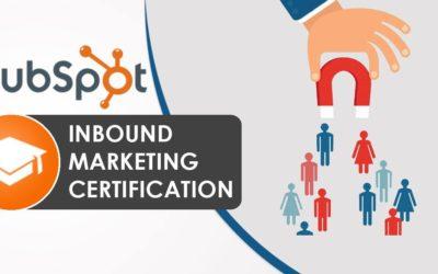 We are Inbound Marketing Specialists