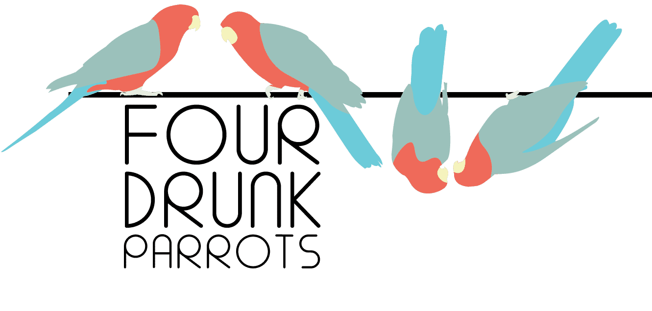 Four Drunk Parrots | SEO | Web Design | Marketing Strategy | Byron Bay