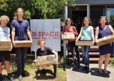 B-Space Ballina's Creative Hub for Young People