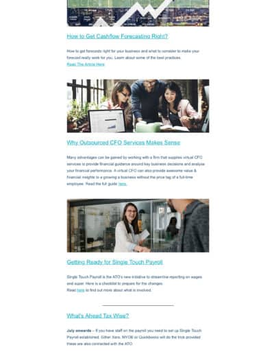Fullstack-SME-Newsletter