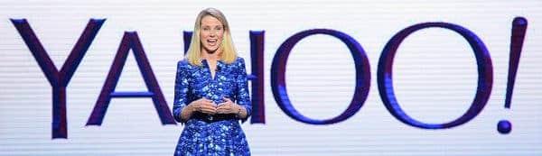 Carissa Mayer Yahoo Pregnant CEO