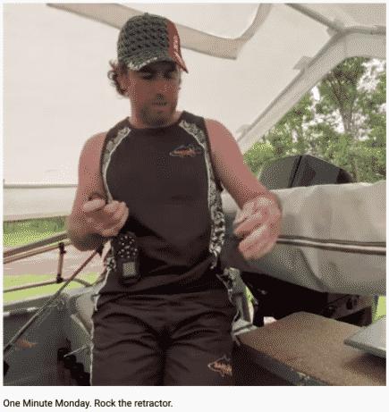 Barefoot Fishing Safari - one-minute Mondays