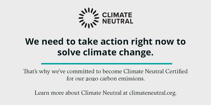 Climate Neutral Commitment