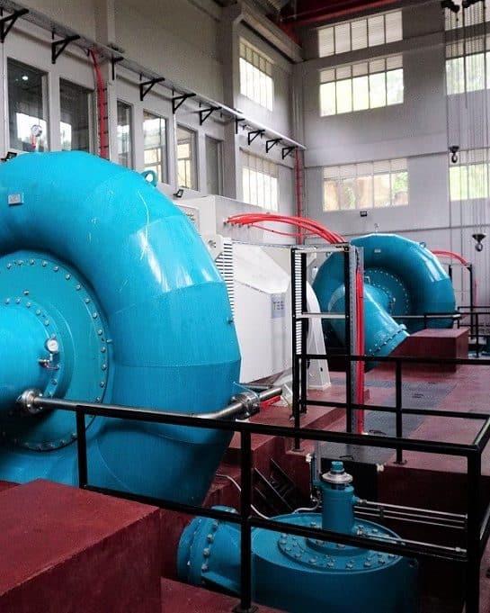 Ishasha Hydroelectric Power Station