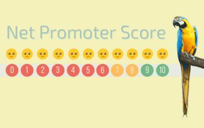 What's 4DP's new Net Promoter Score (NPS score)?