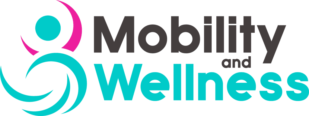 Mobility and wellness logo